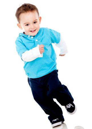 depositphotos 10811983 little boy running