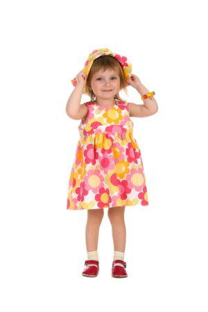 depositphotos 1127424 cute little girl in summer dress