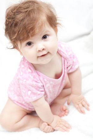 depositphotos 1195856 little girl after bath