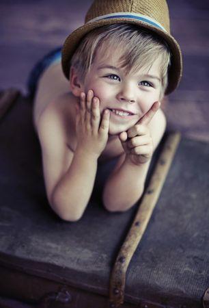 depositphotos 14326477 cute little boy