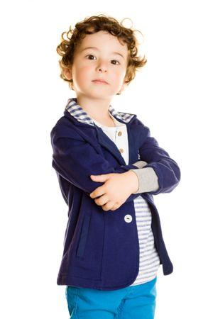 depositphotos 31177317 stylish little boy