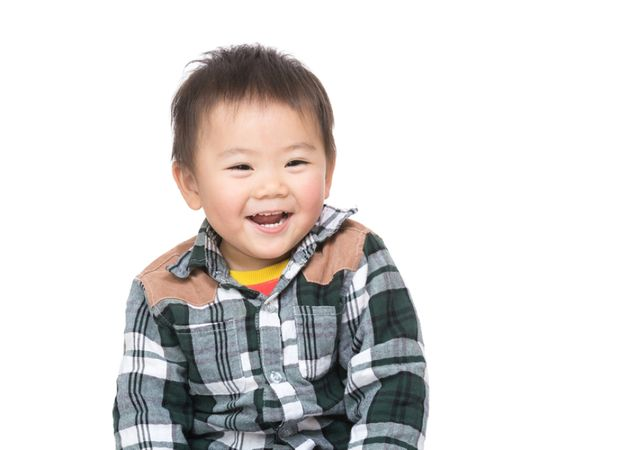 depositphotos 39887907 little boy fee excited