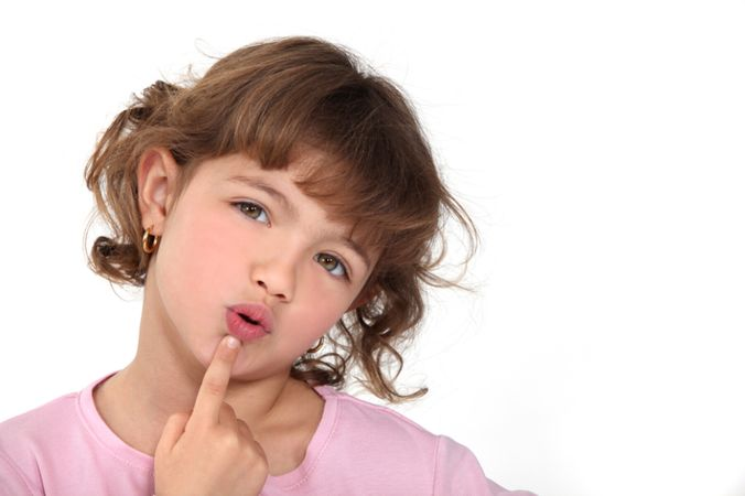 depositphotos 9996059 pensive little girl