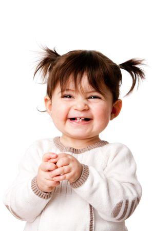 depositphotos 5005544 happy laughing baby toddler girl