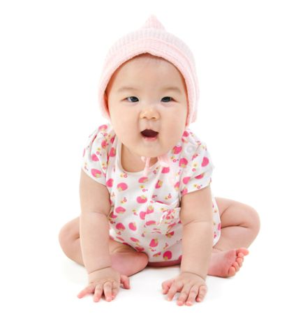 depositphotos 21248015 east asian baby girl