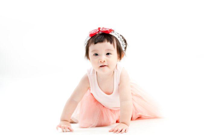 depositphotos 29328045 asian baby girl