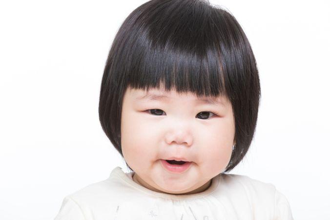 depositphotos 44003091 asian baby girl smile