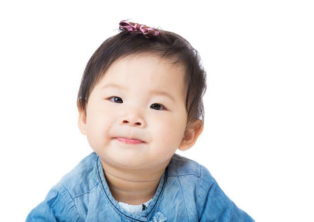 depositphotos 46849477 asia baby girl smile