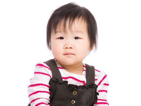 depositphotos 46850763 asian baby girl portrait