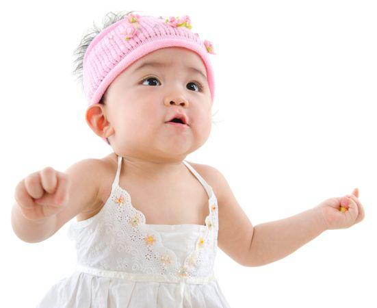 depositphotos 9791826 happy baby girl