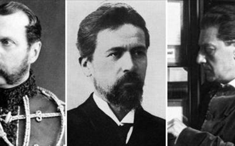 Les prénoms russes et slaves masculins