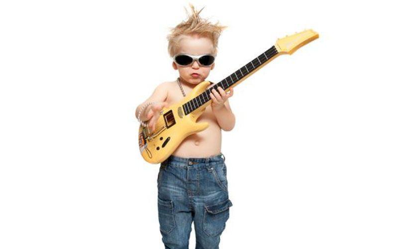 Prénoms rock'n roll pour bébé